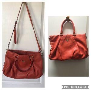 Authentic MCM 2-way Tote/Crossbody Bag